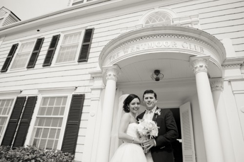 Classic Nantucket Wedding
