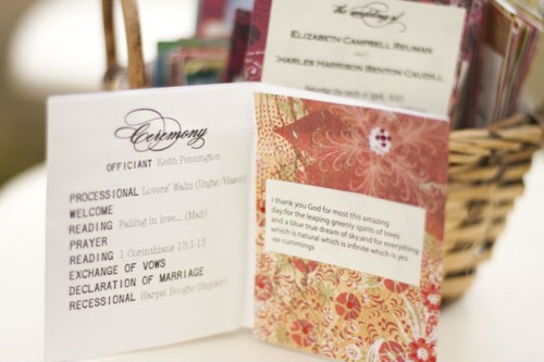 DIY-Scrapbook-Paper-Wedding-Programs