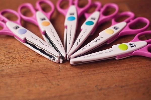 Decorative Scissors