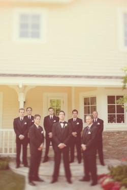 Elegant Backyard Wedding Ceremony Brandon Kidd Photography-03