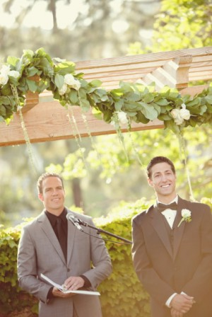 Elegant Backyard Wedding Ceremony Brandon Kidd Photography-04