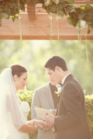 Elegant Backyard Wedding Ceremony Brandon Kidd Photography-06