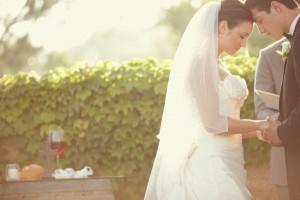 Elegant Backyard Wedding Ceremony Brandon Kidd Photography-07
