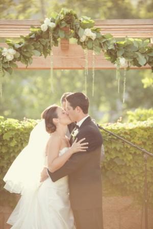 Elegant Backyard Wedding Ceremony Brandon Kidd Photography-08