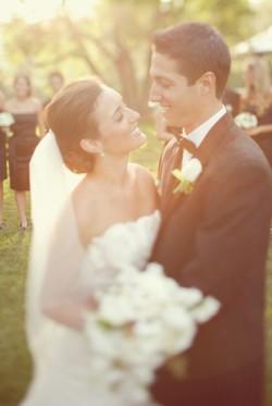 Elegant Backyard Wedding Ceremony Brandon Kidd Photography-11