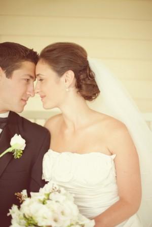 Elegant Backyard Wedding Ceremony Brandon Kidd Photography-14