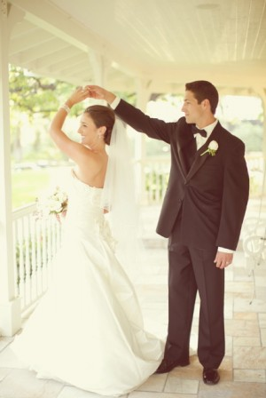 Elegant Backyard Wedding Ceremony Brandon Kidd Photography-15