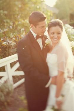 Elegant Backyard Wedding Ceremony Brandon Kidd Photography-17