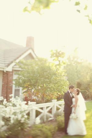 Elegant Backyard Wedding Ceremony Brandon Kidd Photography-18