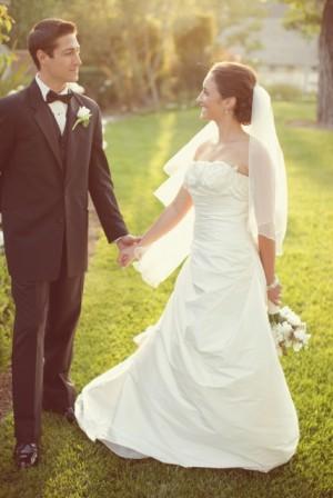 Elegant Backyard Wedding Ceremony Brandon Kidd Photography-21