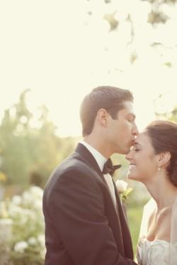 Elegant Backyard Wedding Ceremony Brandon Kidd Photography-23