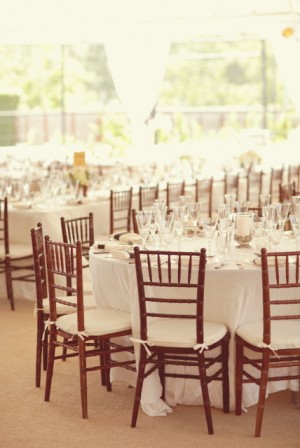 Elegant-Brown-and-White-Estate-Table