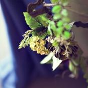 Fall Floral Garland
