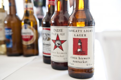Imported Beer Menu Wedding