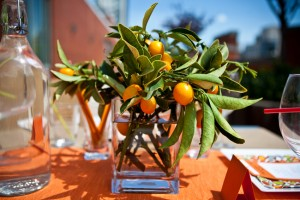 Kumquats-Centerpiece