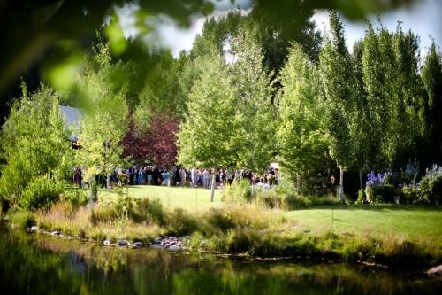 Mountain Grove Wedding Reception