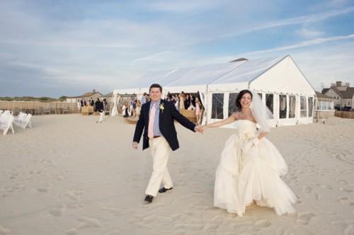 Nantucket Beach Wedding