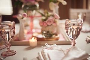 Pink-Goblets