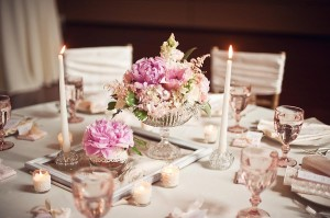Pink-and-Gold-Wedding-Centerpiece-Ideas