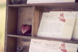 Recipe Wedding Favors-1
