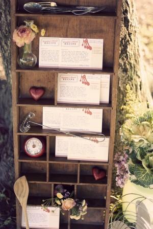 Recipe Wedding Favors-4