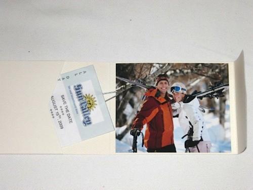 Ski Pass Save the Date