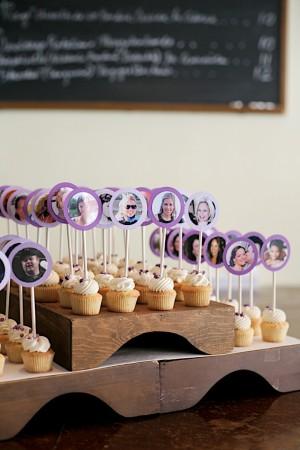 Unique Escort Card Ideas Cupcakes-02