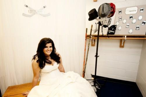 Unique Wedding Photo Booth Idea