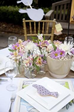 Whimsical Bird Wedding Tabletop-06