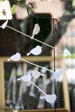 Whimsical Bird Wedding Tabletop-13