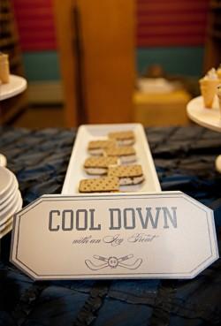Winter Wedding Sweets Table-2