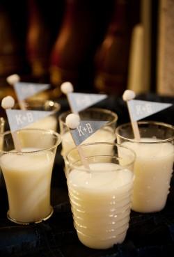 Winter Wedding Sweets Table-4