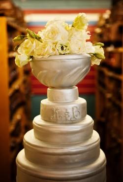 Winter Wedding Sweets Table-6