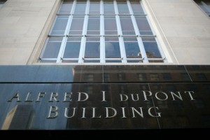 Alfred Dupont Building Miami Wedding Reception