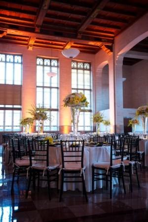 Art Deco Wedding Reception Miami