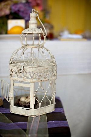Birdcage Wedding Decor