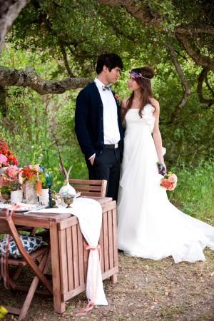 Bohemian Gypsy Wedding Ideas