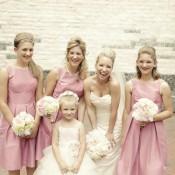 Bubblegum-Pink-Bridal-Party