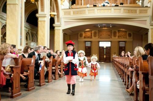 chicago polish wedding ceremony