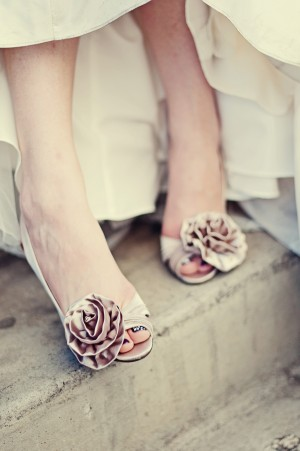 Champagne-Shoes