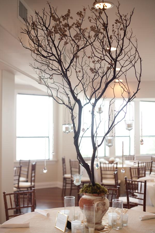 Cherry blossom branch centerpiece elizabeth anne designs