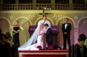 Coral Gables Congregational Church Wedding Ceremony