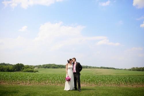 DIY Farm Wedding Rockford IL Simply Jessie Photography-17