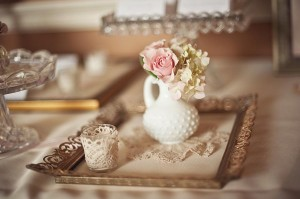 Doily and Lace Wedding Ideas