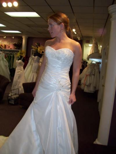 Finding a Wedding Dress
