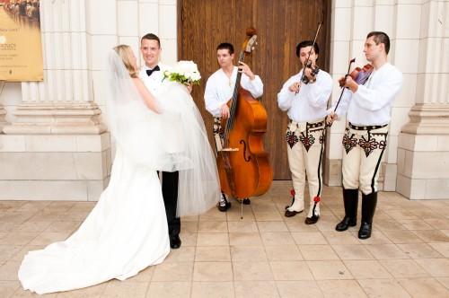 chicago catholic wedding ceremony
