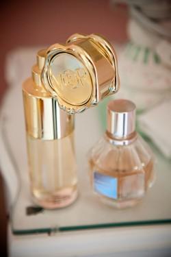 Gold Perfume Atomizer
