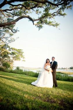 KMI Photography Garden Wedding Lebanon Chapel Wilmington NC (19)