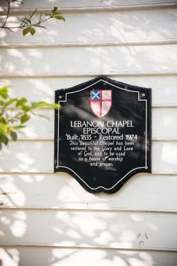 Lebanon Wedding Chapel Wilmington North Carolina