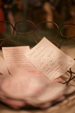 Love Note Guest Book